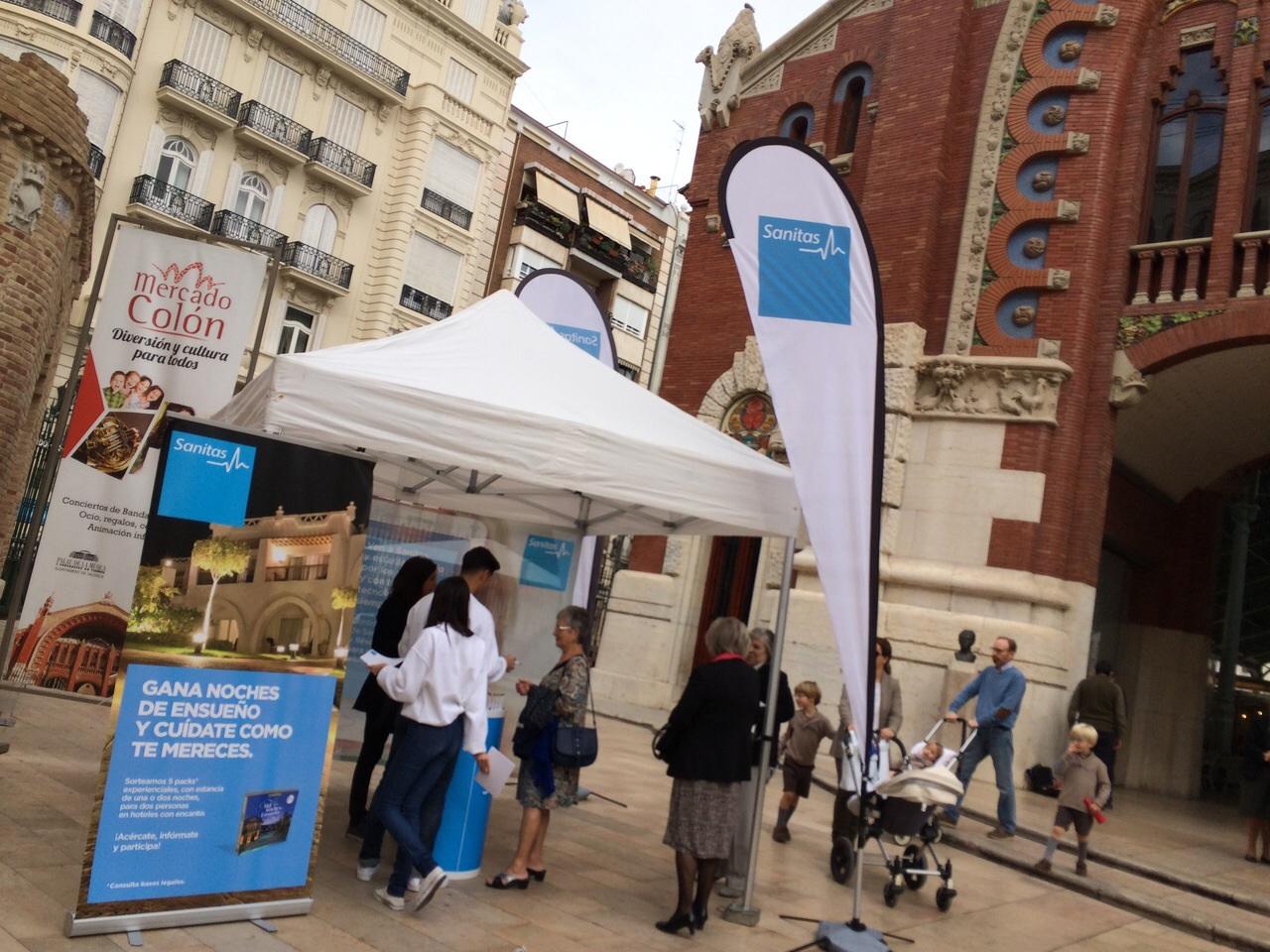 Sanitas: acercar la marca y su campaña a su público objetivo