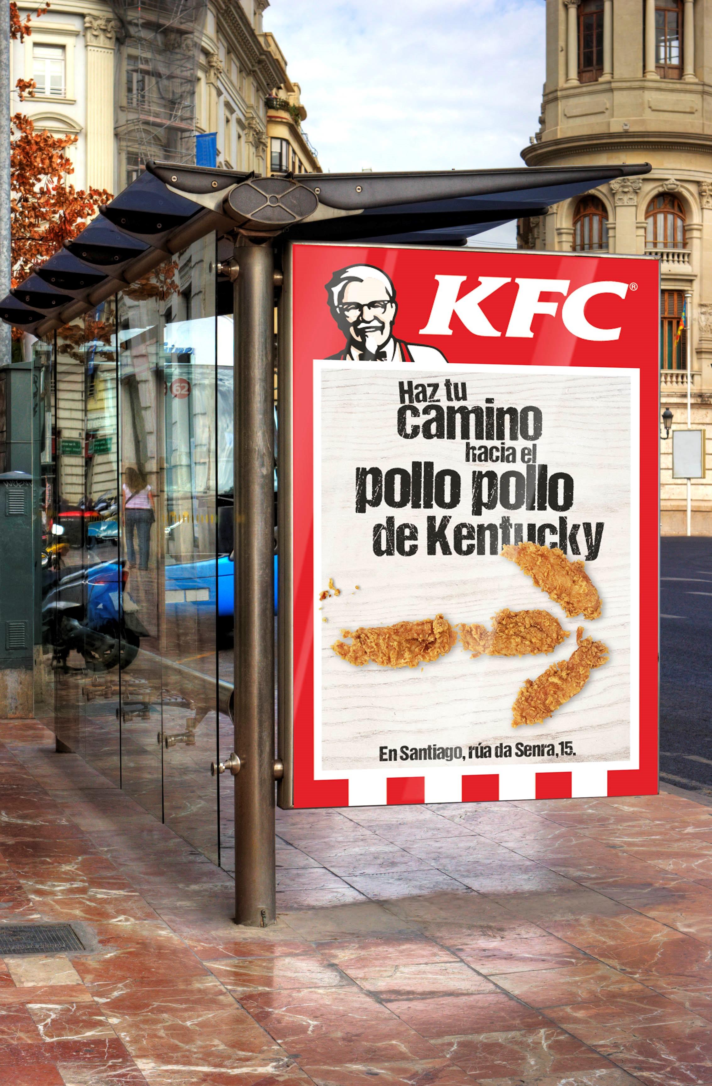 A KFC E O GRUPO INRED PROMOVEM O NOVO RESTAURANTE DA KFC EM SANTIAGO