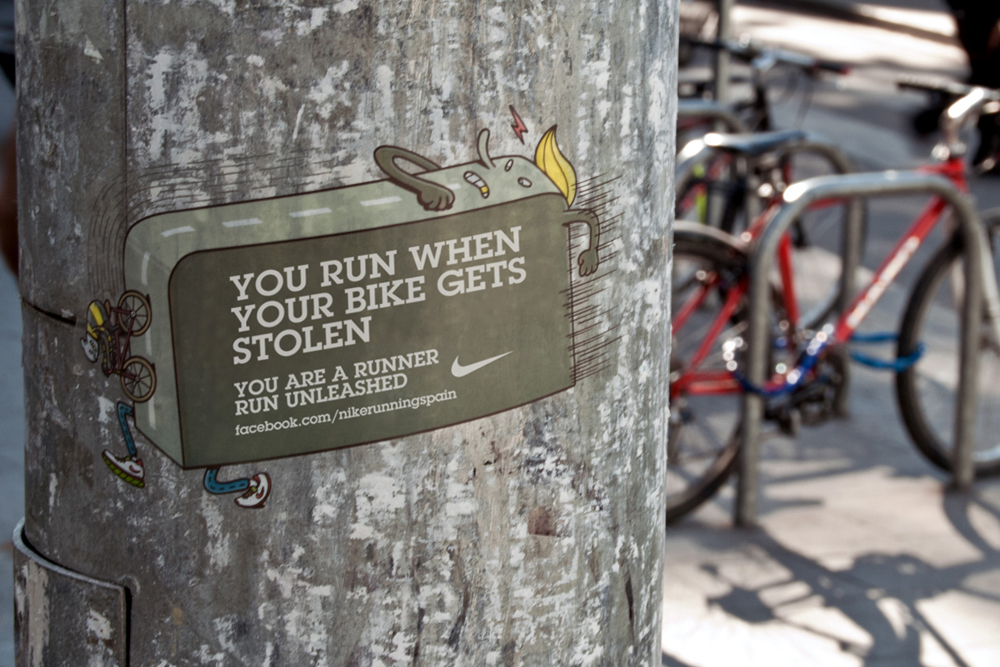 Nike: Bringing jogging closer to young people in Barcelona