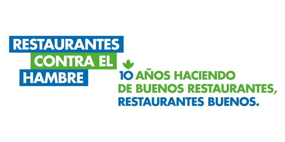 Nueva campaña de Grupo INRED para Restaurantes Contra el Hambre.