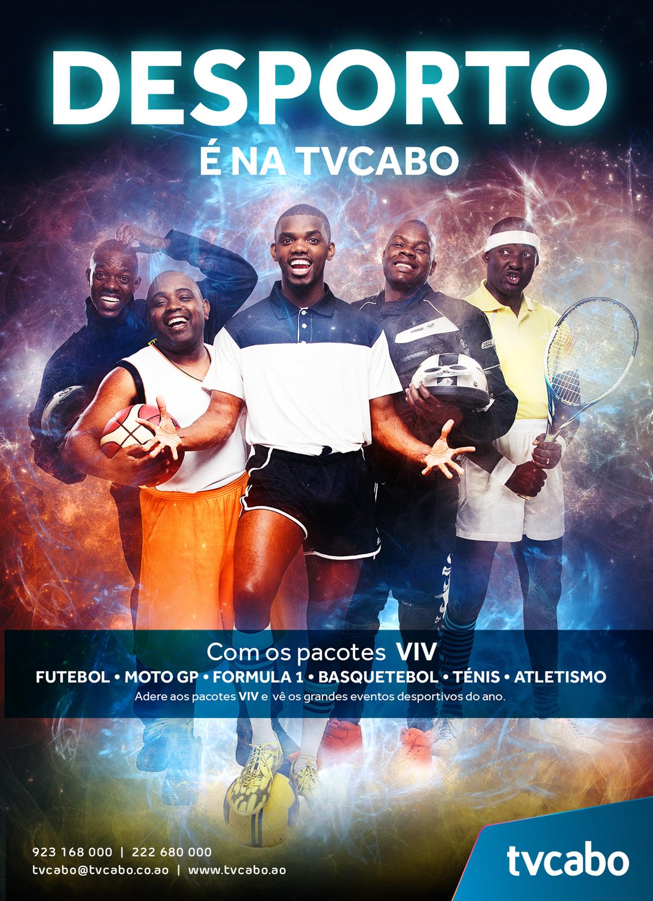 TVCABO Angola VIV(er) in 3 Dimensions