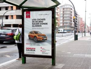 """""""Tu Nissan de aquí"""", nueva campaña de Grupo INRED para Nissan"""